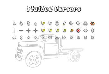 Flatbed Cursors
