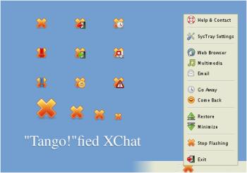 Tango fied XChat