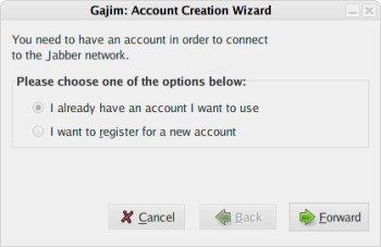 Gajim     Options