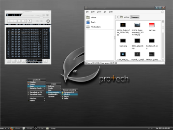 Protech Screenshot