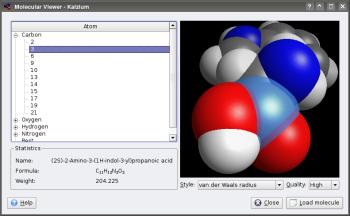 Kalzium 3D