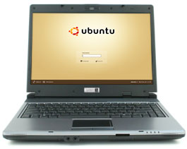 Laptop Ubuntu