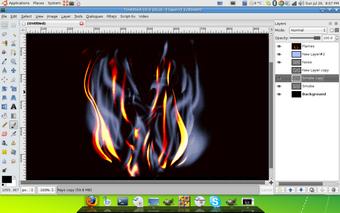 GIMP New UI