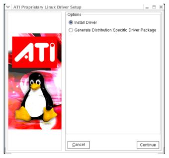 ATI Driver