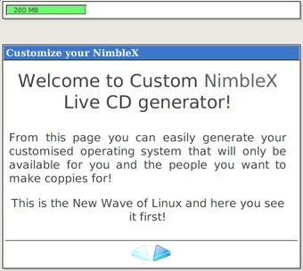 Custom NimbleX