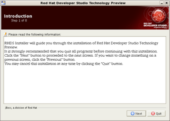 Red Hat Developer Studio