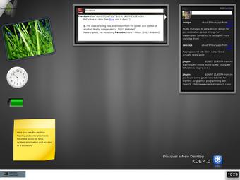 Desktop Plasma