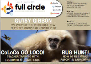 Full Circle Issue 5