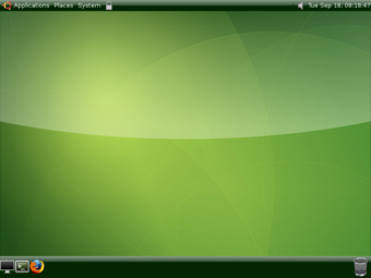Complete Green Theme pack