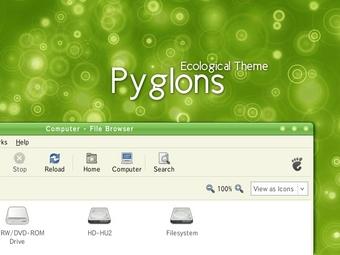 Pyglons
