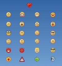 Pidgin Tiny Smiley Theme