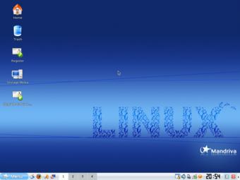 Mandriva Linux 2008