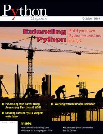 Python Magazine