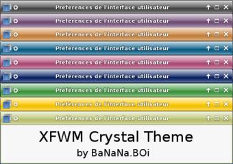 XFWM 4 Crystal Theme