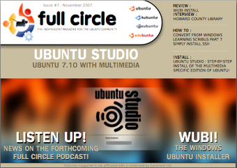 Full Circle Issue 7