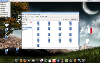 Ubuntu Studio 默认的图标主题