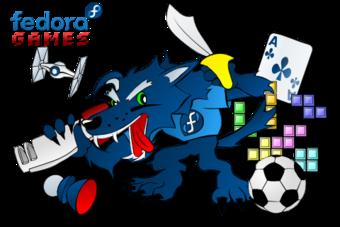 Fedora 8 Games Spin