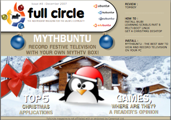 Full Circle Issue 8