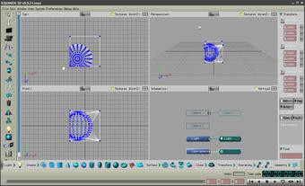 EQUINOX-3D 截图