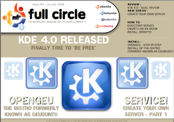 Full Circle issue 9