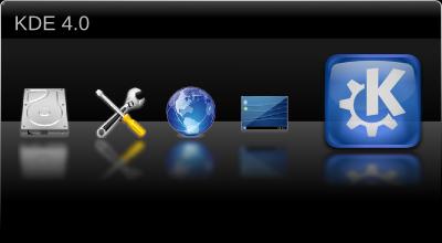 KDE 4.0.0
