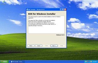 KDE Installer