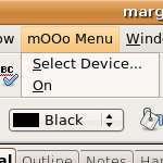 mOOo Impress Controller