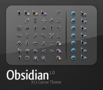 Obsidian Cursors