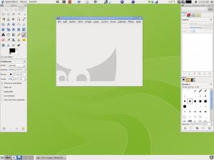 GIMP 2.5.0