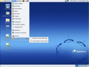 Mandriva Linux 2008 Spring