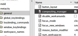 Metacity Compositing