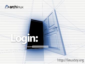 arch-live login
