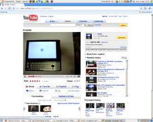 Google Chrome on Linux