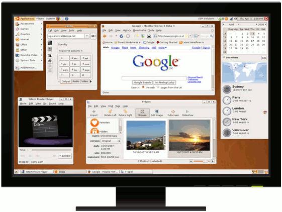 Ubuntu 8.10