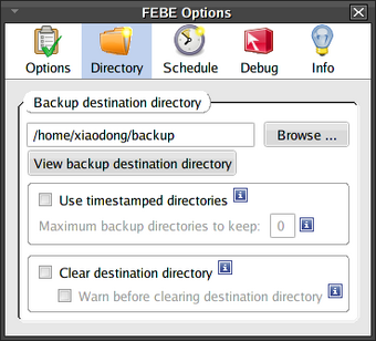 FEBE Directory