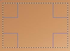 GIMP 的选取工具