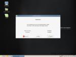 Linux Mint 4.0 屏幕截图