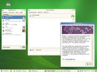 openSUSE 10.3 Screenshot