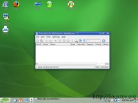 openSUSE 11.0 Alpha1 截图