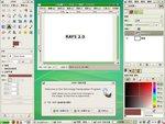 RAYS 2.0 屏幕截图