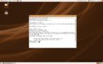 Ubuntu 8.04 Alpha 1 屏幕截图