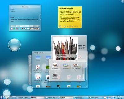 KDE 4.3 Beta 1