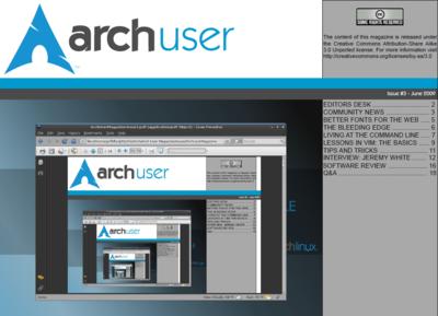 Arch User Magazine