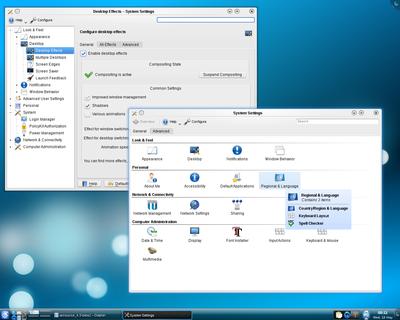KDE 4.3 Beta 2