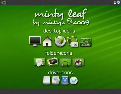 Minty Leaf