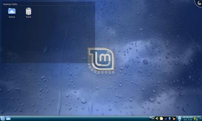 Linux Mint 7 KDE