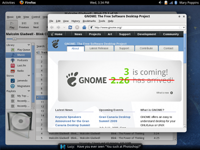 GNOME Shell
