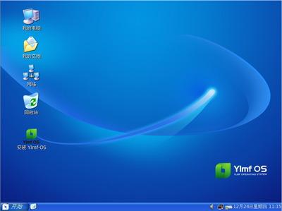Ylmf OS