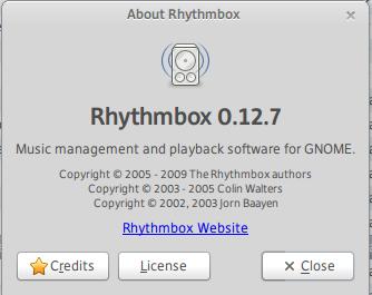 Rhythmbox